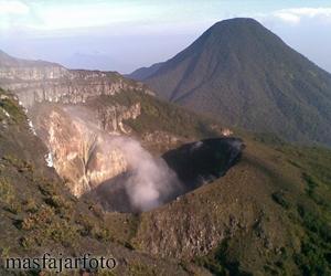 Gunung Gede Jawa Barat