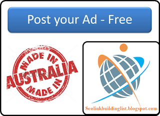 Top High PR Classified Ads Sites List for Australia