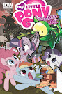 My Little Pony Ben Bates Comic Covers