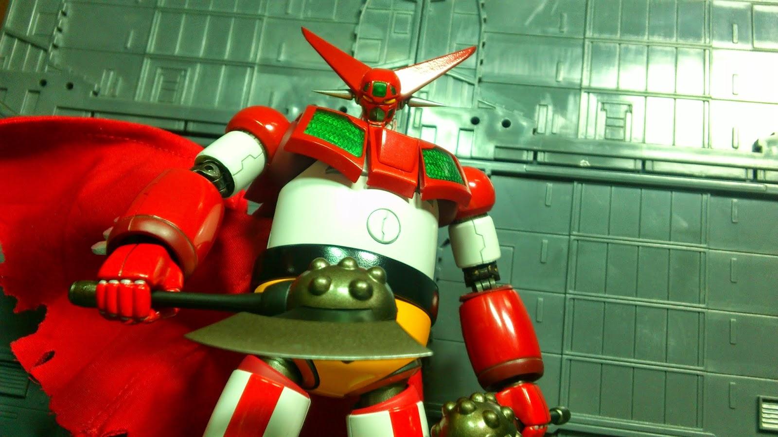 千值練×T-REX 真蓋特機器人世界最後之日 蓋特1號 Getter 1 - 日系英雄/機械人 - Toysdaily 玩具日報 - Powered by Discuz!