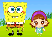 Spongebob Save Princess