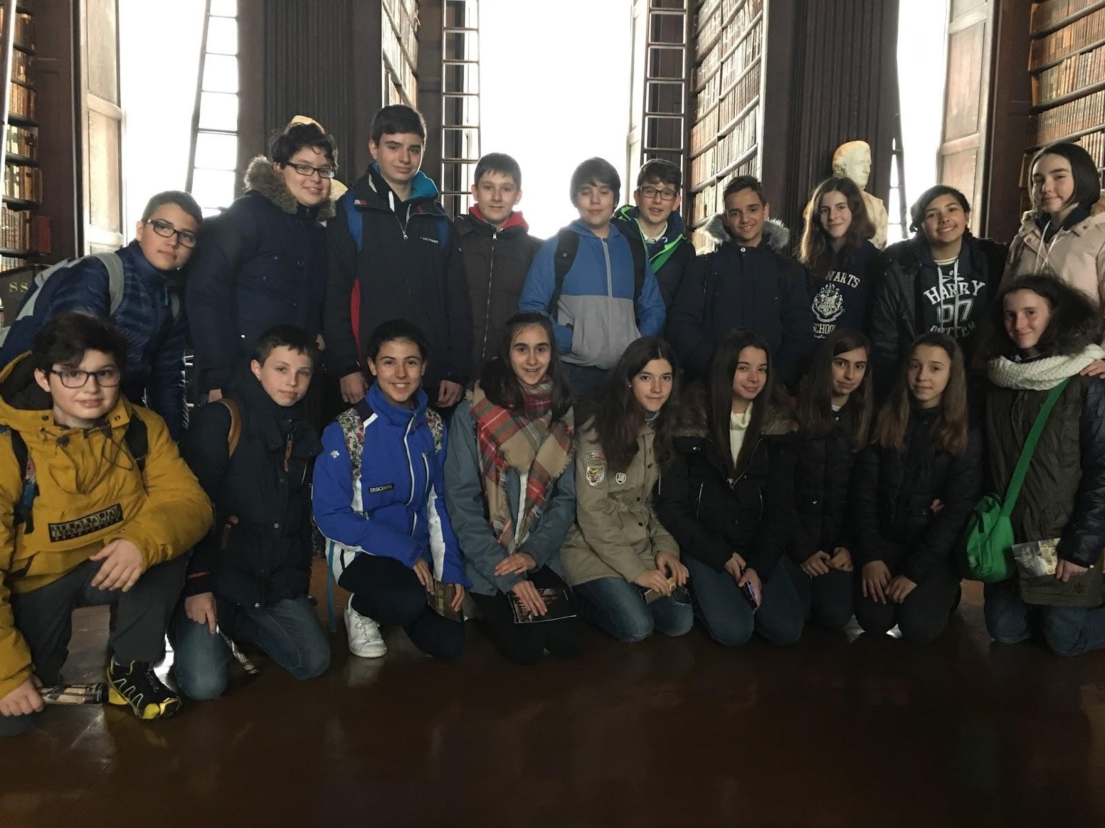 Agustinas Valladolid - 2017 - ESO 1 2 - Irlanda 4