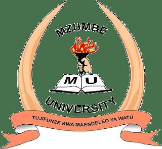 Orodha ya wanafunzi waliochaguliwa chuo kikuu mzumbe imeambatanishwa mwishoni mwa posti hii.