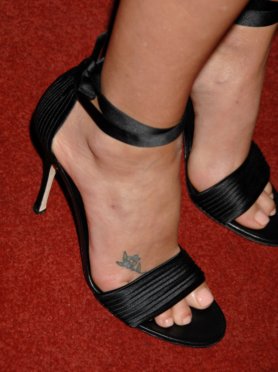 Celebrity's tattoos all around the world: September 2011