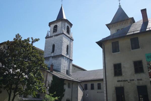 chambéry savoie vieille ville musée savoisien