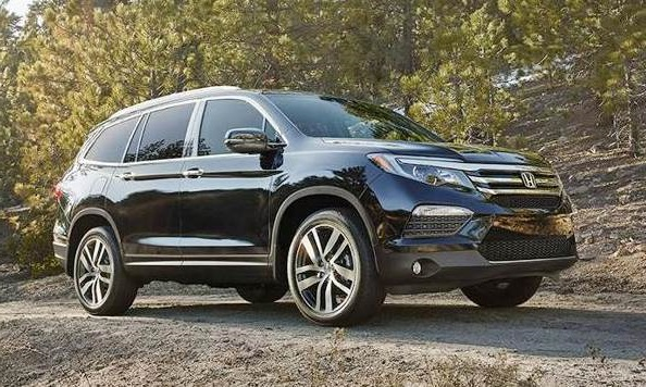 2018 Honda Pilot Release Date and Price Canada