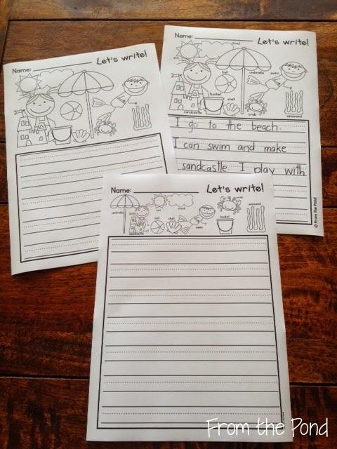 Premise Indicator Words: Let's Write - Stimulus For Writing