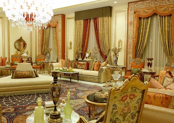 Ide Desain Interior Ruang Tamu Mewah