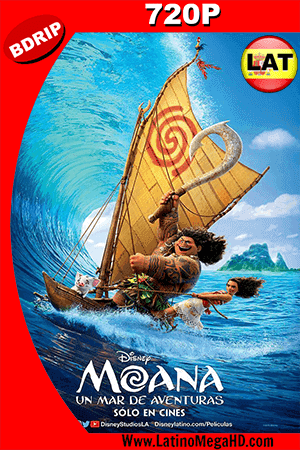 Moana: Un Mar de Aventuras (2016) Latino HD BDRIP 720p ()
