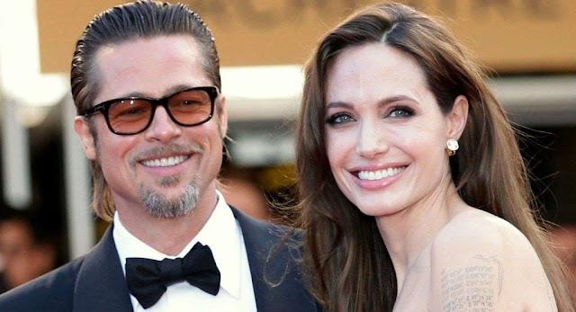 Angelina Jolie y Brad Pitt ya son solteros oficialmente