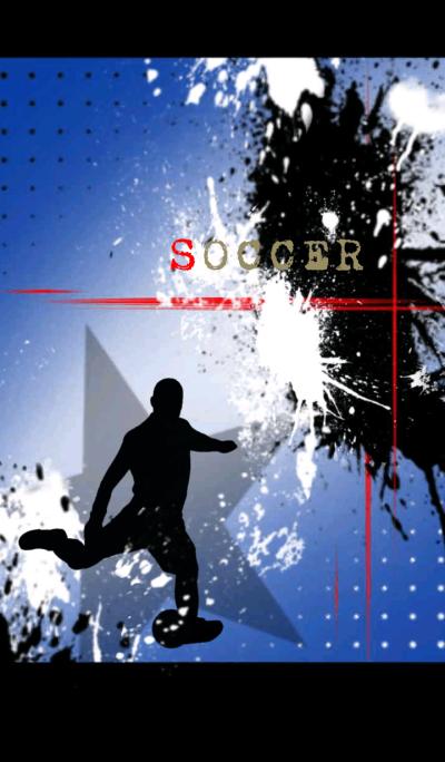 Splash Soccer Blue Ver.