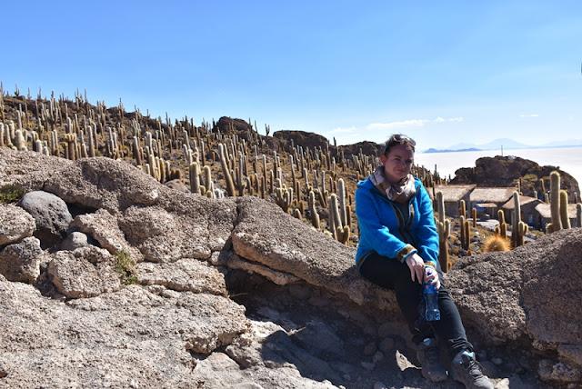 solnisko w Boliwii