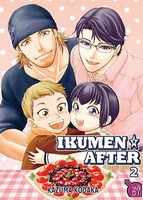 Critique Manga, Ikumen After, Manga, Taifu Comics, Yaoi,