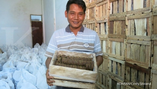 bisnis gula merah sumatra