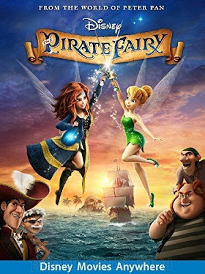 Sinopsis film The Pirate Fairy (2014)