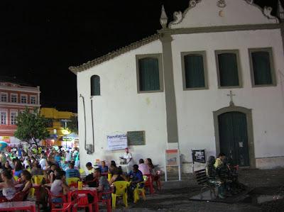 Antigua Igleja SantÁna,  Rio Vermelho, Salvador de Bahía, Brasil, La vuelta al mundo de Asun y Ricardo, round the world, mundoporlibre.com