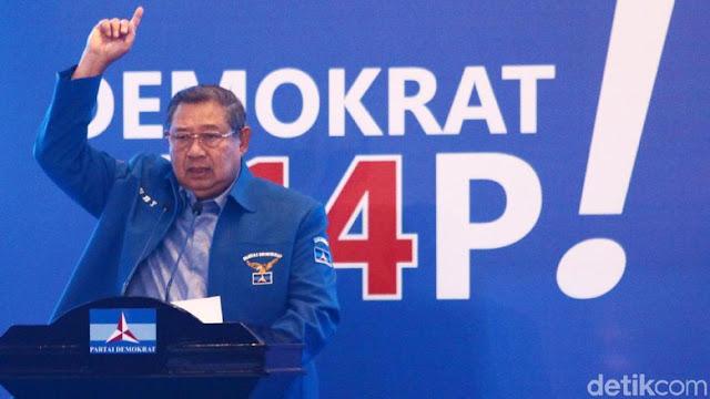 SBY: Tidak Dilanjutkannya Proyek Hambalang Kewenangan Jokowi