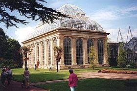 jardin botánico edimburgo