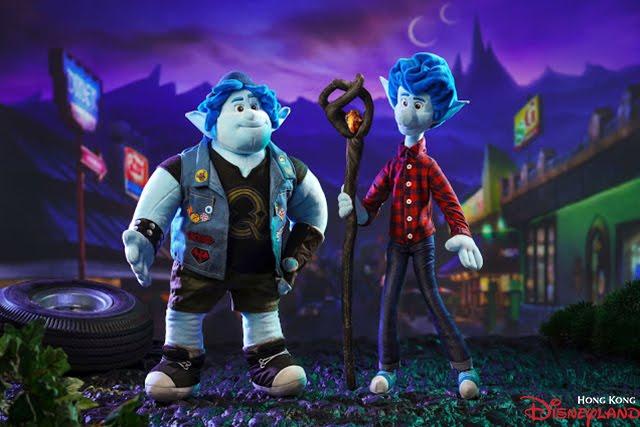 香港迪士尼樂園度假區 公佈 2019財政年度業績, onward, Pixar, Black Widow, Meet and greet, Hong Kong Disneyland, 黑寡婦