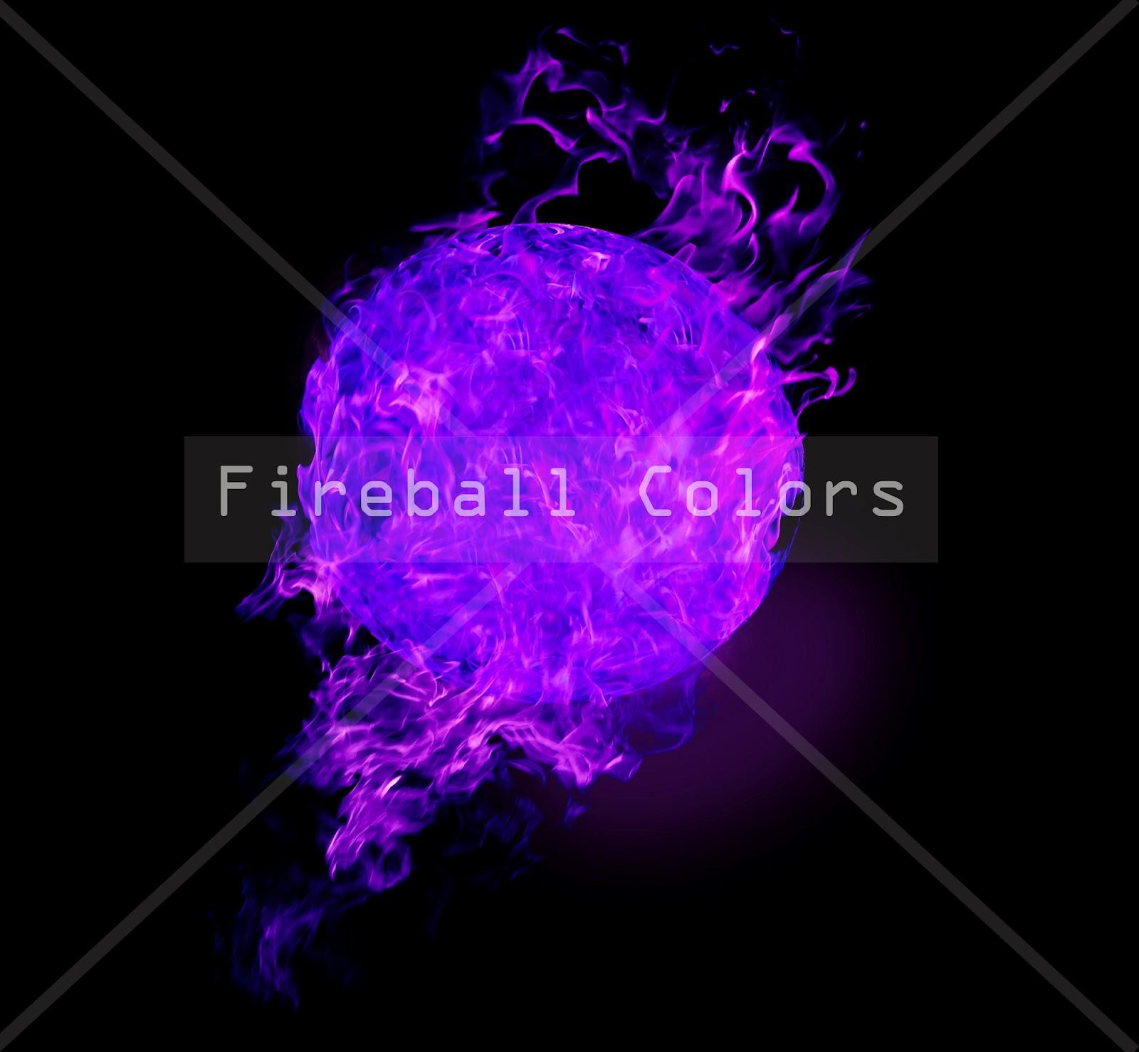 fireball colors  fireball colors vector