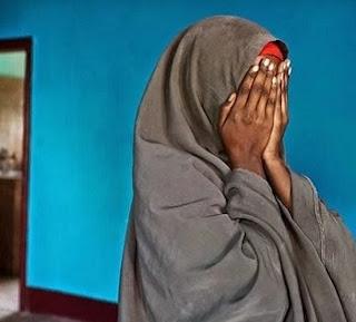 At 15, I Have 3 Kids For 3 Boko Haram Husbands