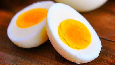boiled egg diet