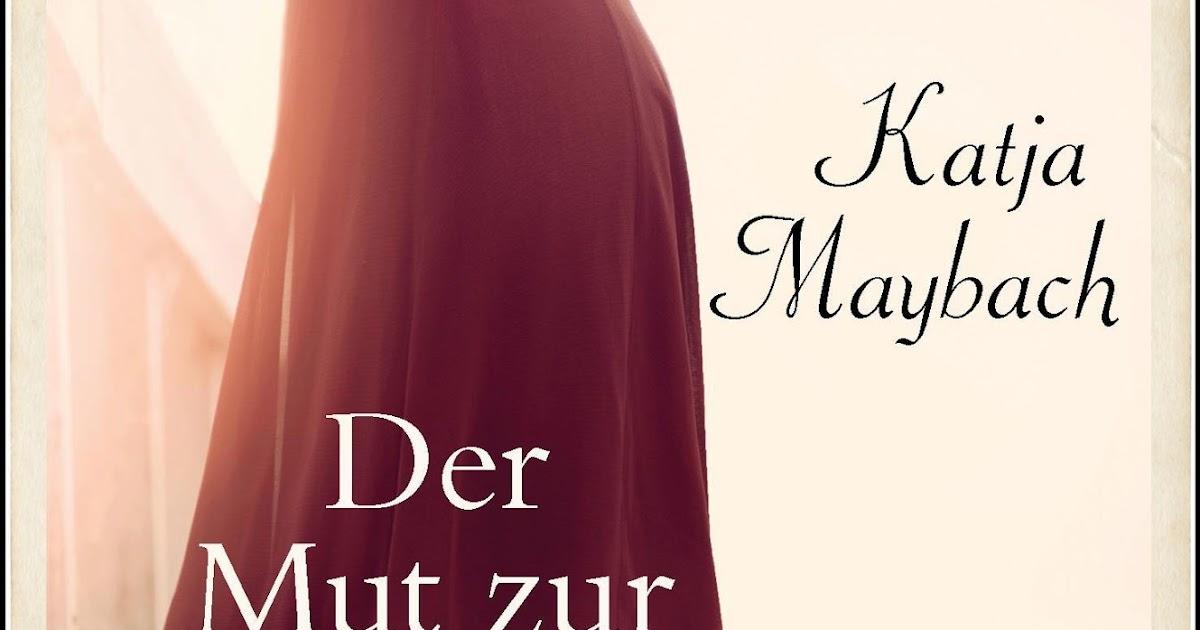 das lesesofa: der mut zur freiheit von katja maybach - buchvorstellung