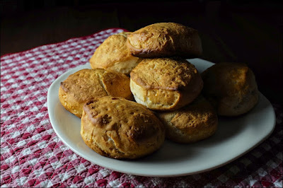 Buttermilk Biscuits: photo by Cliff Hutson
