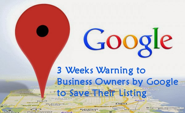 Business Owners by Google to Save Their Listing