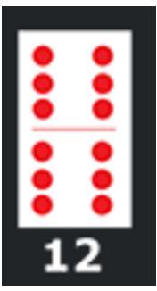 Hasil gambar untuk domino Kartu Enam