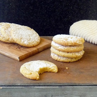 Lemon Pudding Cookies