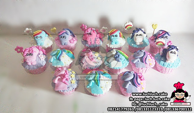 Cupcake Souvenir My Little Pony Cute
