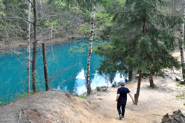 Kolorowe Jeziorka w Karkonoszach