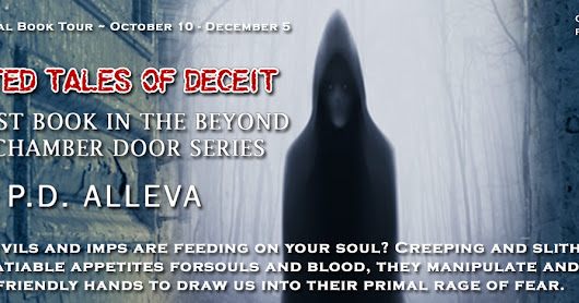 Twisted Tales of Deceit by P.D. Alleva - Book Tour and Giveaway