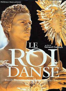 "Poster do Filme ""Le Roi Danse"""