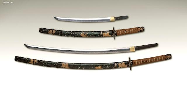 Адыгэ Хабзэ, Кодекс бусидо, Японские самураи, Уорки, Бусидо, История