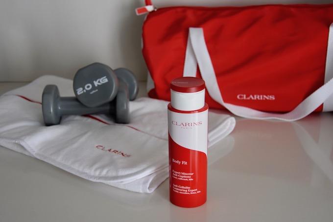 Clarins Body Fit, contro gli inestetismi della cellulite
