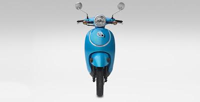 2016 Honda Metropolitan front look picture