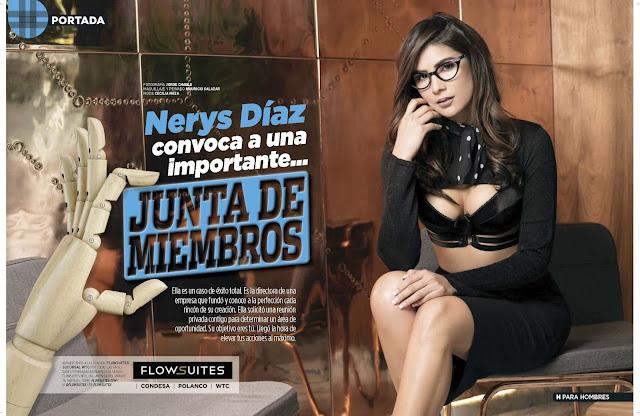 Nerys Díaz Revista H Mayo 2018 - 1