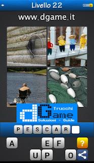 PACCHETTO 7 Soluzioni Trova la Parola - Foto Quiz con Immagini e Parole livello 22