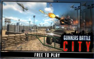 Gunner Battle City Apk v1.0.5 Mod Unlocked Terbaru