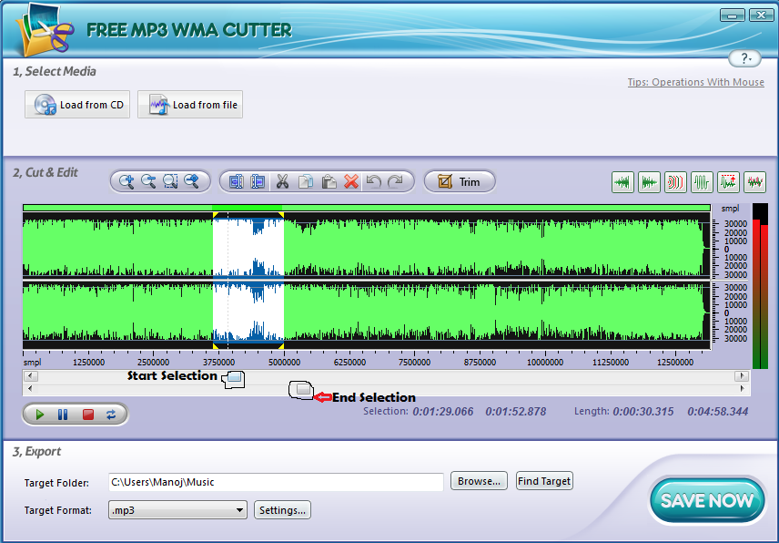 Mp3 Song Cutter Software Free Download For Windows Xp — TTCT