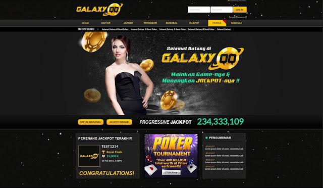 GalaxyQQ Adalah Situs Poker Terpercaya Di Indonesia