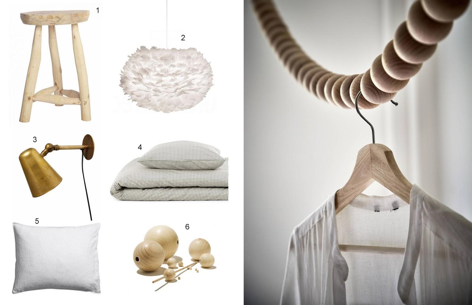 Idee per arredare una camera da letto in accogliente stile nordico arc art blog by daniele drigo - Oggetti camera da letto ...