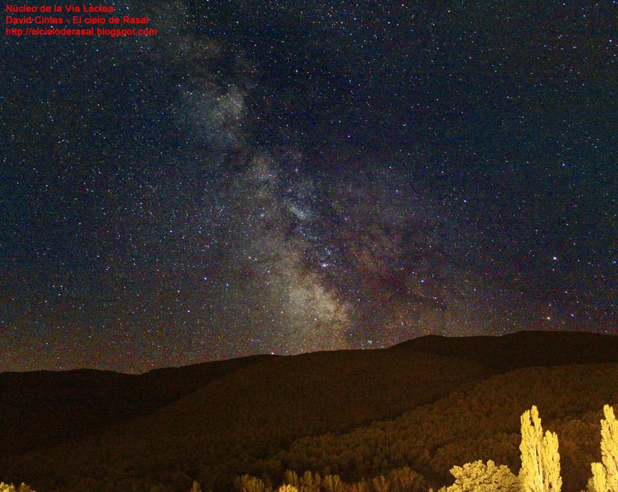 Via Lactea Pusilibro - El cielo de Rasal