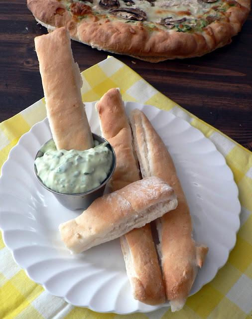 Easy Breadstick recipe
