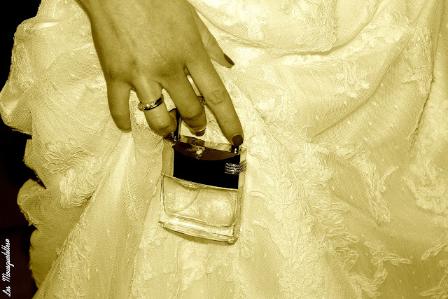 Promise Me, le parfum - Mauboussin - Blog beauté Les Mousquetettes©