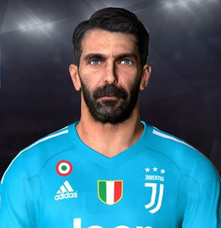 PES 2017 Faces Gianluigi Buffon by Facemaker Ahmed El Shenawy