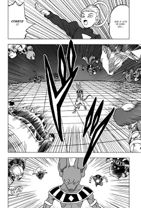 Dragon Ball Super Mangá 28