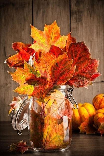Los mejores centros de mesa para este otoño (I)